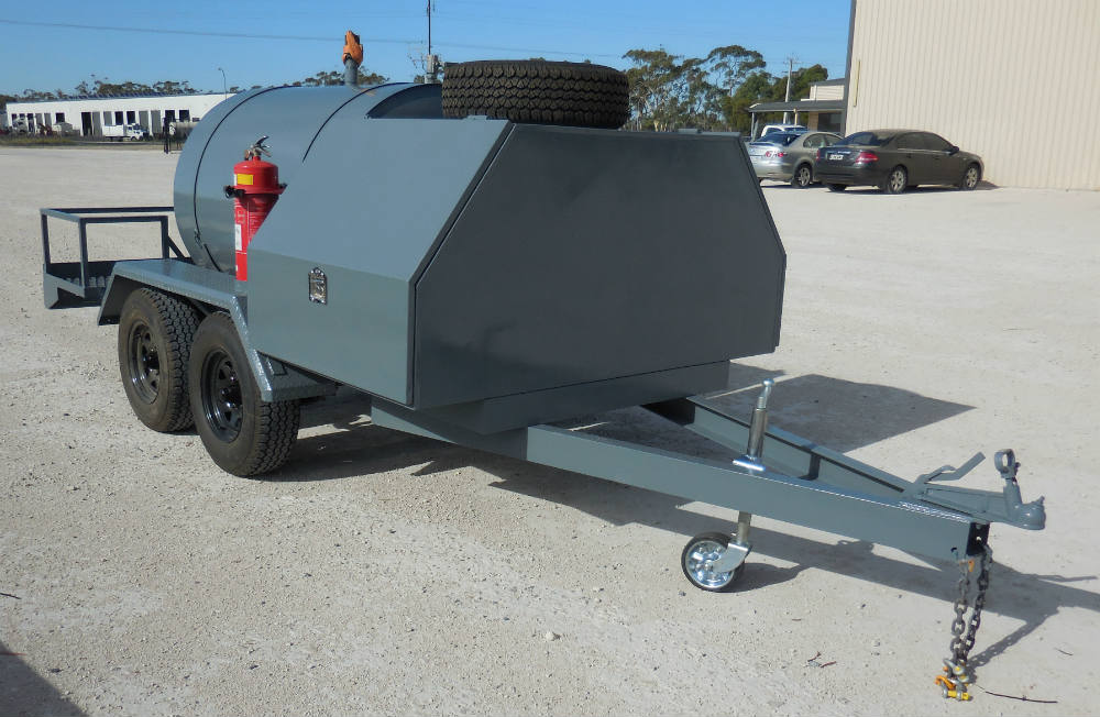 Fuel Trailers - 1000L to 2750L capacity